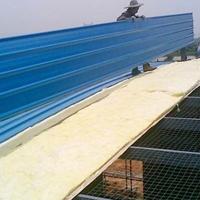 低價保證保質量玻璃棉卷氈