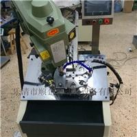 不锈钢自动攻丝机 六角螺母自动攻丝机