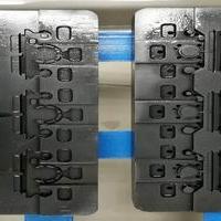 供压铸机表面镀钛真空电镀纳米涂层处理