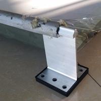 铝镁锰屋面系统铝合金支座的选择