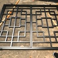 氟碳鋁窗花-加工價格