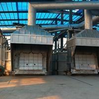 專業制造熔鋁爐、鋅爐