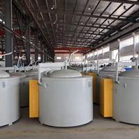 400KG熔鋁爐 坩堝熔煉爐