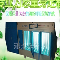 vocs工业农业生产体系废气处理除臭设备