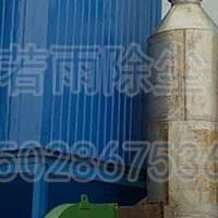 鑄造廠拋丸機砂處理設備單機布袋除塵器