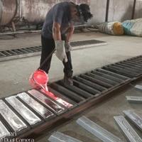 250KG废铝熔炼炉 铝锭制造设备
