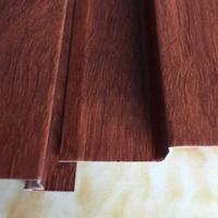 外墙装饰凹凸木纹长城铝单板定制