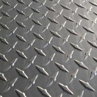 供应6082花纹铝板 豆纹合金铝板