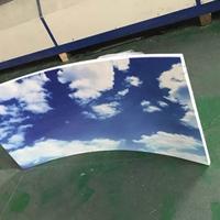 柳州UV噴繪鋁單板-藝術穿孔-現代時尚裝飾