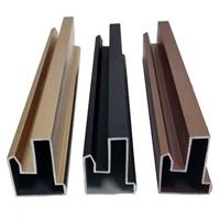智能镜专项使用铝型材卫浴镜铝材材料厂