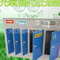 光氧废气处理设备的优势VOC工业废气处理
