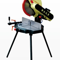 金王之星精密轉盤切割機J300