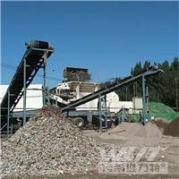 日產3000噸移動破碎篩分站設備價格優惠