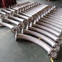 耐磨弯头 耐磨陶瓷弯头 氧化铝陶瓷耐磨弯头