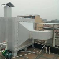 肉食加工厂水蒸汽处理方法