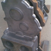 翻砂鑄鋁ZL104機床配件加工