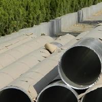 现货出售6063铝管焊接性良好