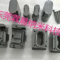 供抽芯滑块表面镀钛抗氧化耐磨镀层加工