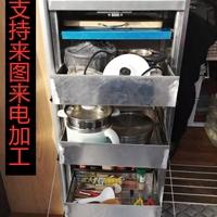 合金铝板定制房车专用橱柜收纳柜厂家