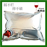 大容量液體無菌袋 閥門酒水盒中袋