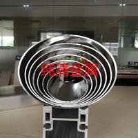 5056防锈合金薄壁铝管 大口径铝管定尺