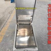 合金铝板定制收纳柜铝合金箱厂家量尺定制
