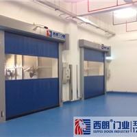 上海食品生产车间PVC快速门