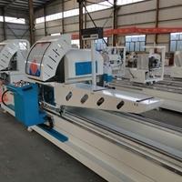 在安徽桐城市开门窗厂采购哪几台断桥铝机器