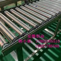 铝型材框架输送线不锈钢滚筒输送线皮带线