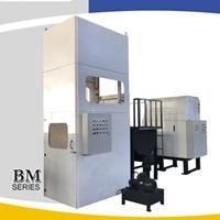 BM100不锈钢屑压饼机