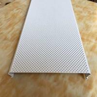 廠家批發定制鋁扣條 室外幕墻方通扣條