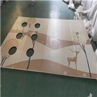 宁夏3D打印铝单板-造型雕刻铝单板-德普龙