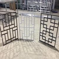 外墙材料铝花格-厂家直销
