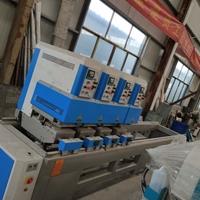 制作塑钢门窗机器塑钢焊接机报价有几台机器