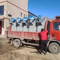 廠家直銷200噸水泥罐頂24袋脈沖布袋除塵器