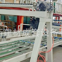 巖棉砂漿復合板生產線-巖棉砂漿復合板機械