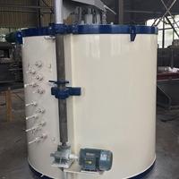 铸钢件表面渗氮防锈气体氮化炉