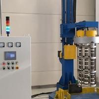 铝水转运包加热装置 电热式