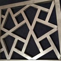 不規則邊鋁窗花冰裂紋花格多少錢一平米?
