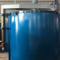 75kw井式氮化电阻炉 小型渗碳炉