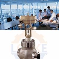 進口氣動超高壓調節閥(歐洲十大品牌)