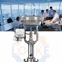 進口保溫夾套型單座調節閥6.4MPa(550℃)