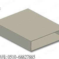 外墻裝飾大方管鋁型材