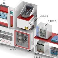 金刚石工具真空钎焊炉、高温合金真空钎焊炉