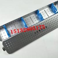 铝合金耐高温高压内窥镜电切镜膀胱镜消毒盒
