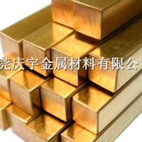 國標黃銅方棒H59國標環保黃銅方棒