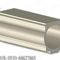 自动化气缸系列制动器缸体工业型材