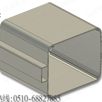 机械设备配套系列电池壳工业型材
