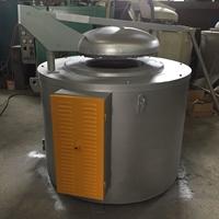 鋅合金熔爐 500KG熔鋅坩堝爐