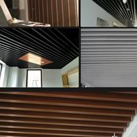 铝方通顶部装饰 价格低铝方通天花